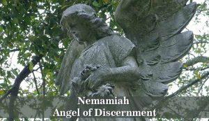 Nemamiah Άγγελος της διάκρισης