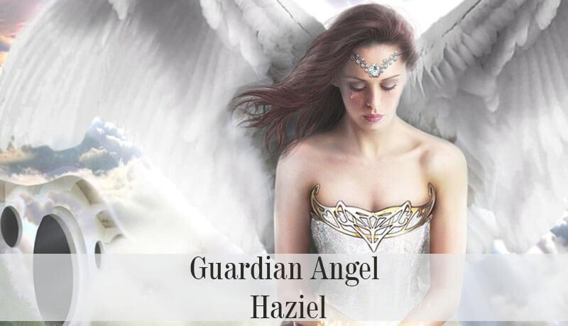 Guardian Angel Haziel Mercy And Forgiveness Spiritual