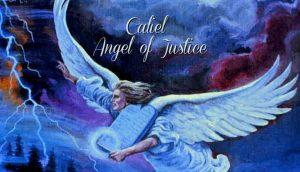 Caliel Angel of Justice