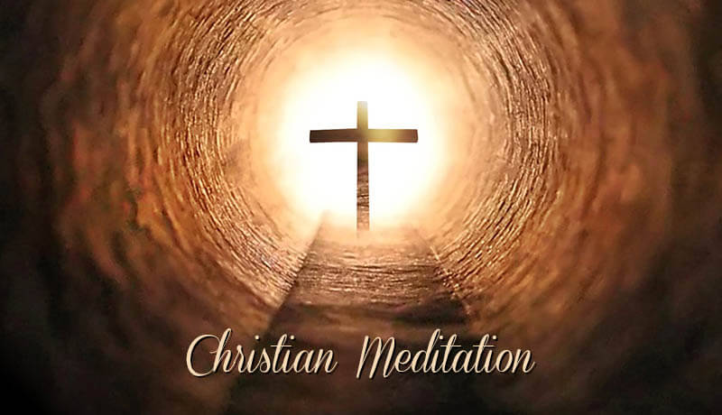 Image result for christian meditation image