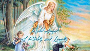 Iezalel Angel of Fidelity and Loyalty