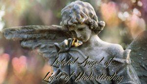 Lelahel Angel of Light of Understanding