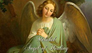 Melahel Angel of Healing