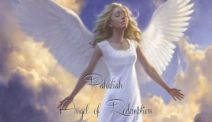 Pahaliah Angel of Redemption