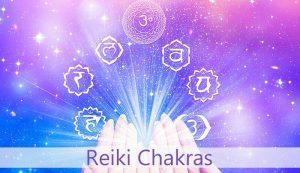 Reiki Chakras