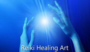Reiki Healing Art