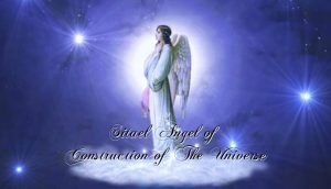 Sitael Angel of Construction of The Universe
