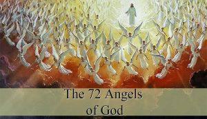 72 Angels of God