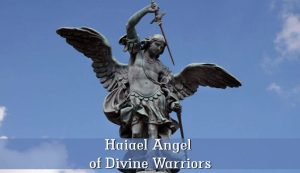 Haiael Angel of Divine Warriors