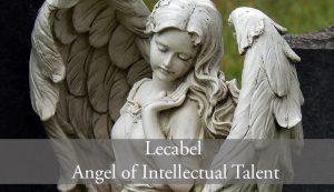 Lecabel Άγγελος των διανοητικών ταλέντων