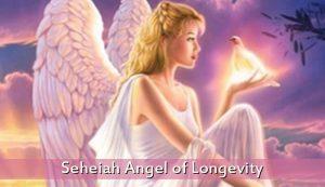 Σεχέια Άγγελος της μακροβιότητας
