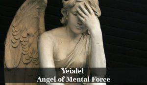 Yeialel Angel of Mental Force