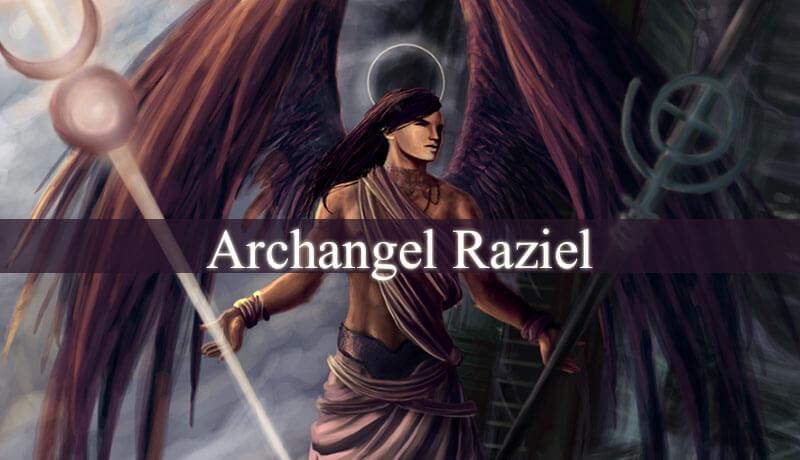 Archangel Raziel The Secret Of God The Patron Of Mysteries