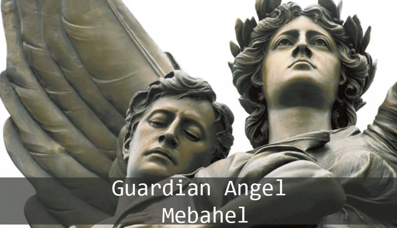 Guardian Angel Mebahel Liberty And Commitment