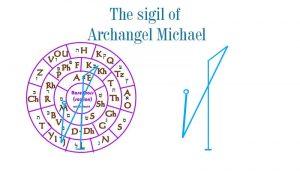 Sigil Of Archangel Michael