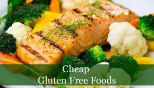 Cheap Gluten Free Foods