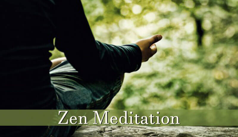Zen meditation step by step spiritual experience