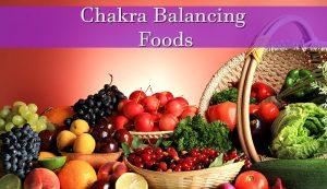Chakra Balancing Foods