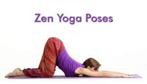 Zen Yoga Poses