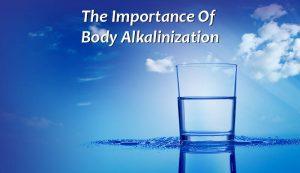 Body Alkalinization