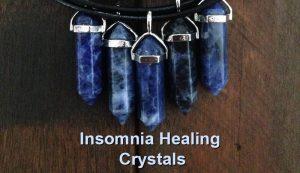 Insomnia Healing Crystals