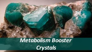 Metabolism Booster Crystals