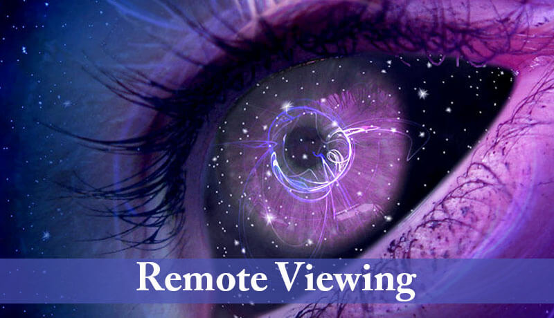 meditation remote viewing