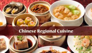 Chinese Regional Cuisine