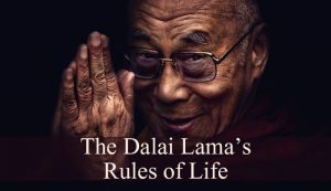Dalai Lama's Rules of Life