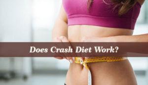 Does Crash Diet Work