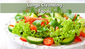 Lungs Cleansing Foods