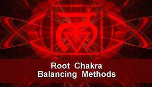 Root Chakra Balancing Methods
