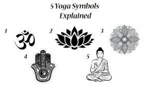 5 Yoga Symbols Explained