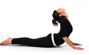 Cobra-pose-vinyasa yoga