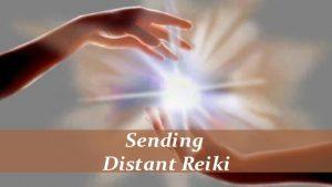 Sending Distant Reiki