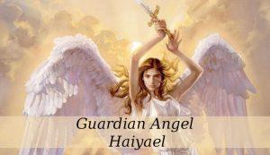 guardian angel haiyael