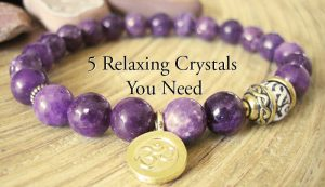 relaxing crystals