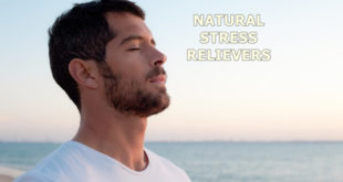 5 Powerful Natural Stress Relievers