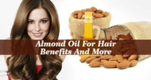 Almond Oil For Hair Benefits