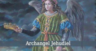 Archangel Jehudiel