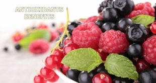 antioxidants benefits