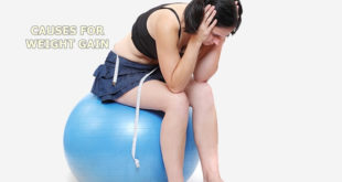 causes for weight gain