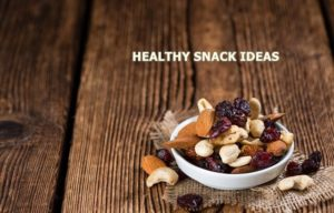 healthy snack ideas