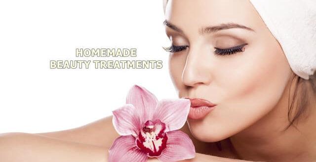 Homemade Beauty Treatments