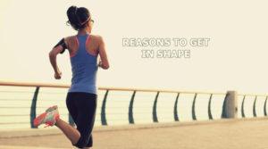 get in shape