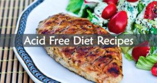 Acid Free Diet Recipes