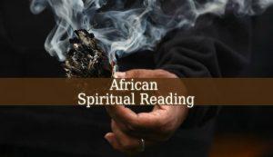 African Spiritual Reading