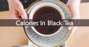 Calories in Black Tea