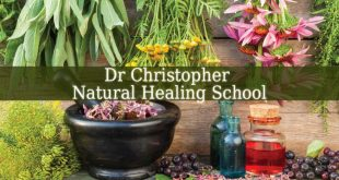 Dr Christopher Natural Healing School