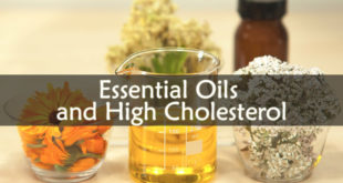 Essential Oils and High Cholesterol